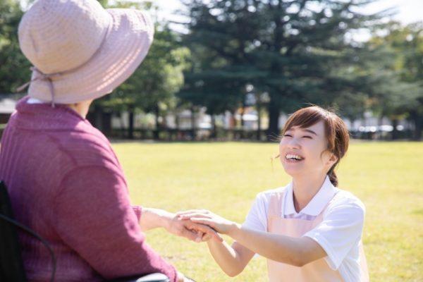 未経験の方大歓迎!デイサービスでの介護職のお仕事です。|静岡県沼津市 イメージ