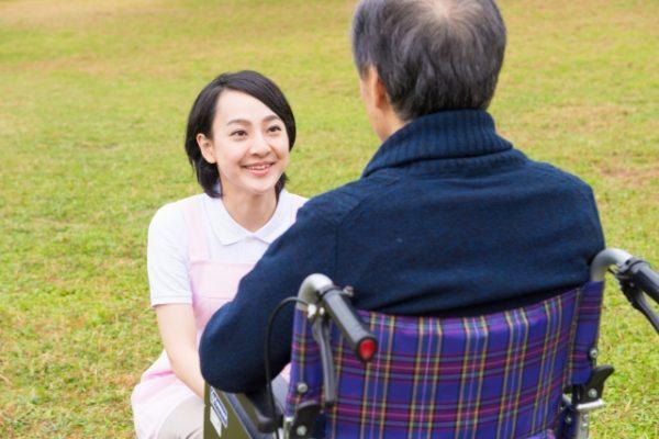 介護パート求人!特別養護老人ホームでの介護職のお仕事です! イメージ