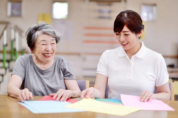 【紹介予定派遣】葵区長尾の介護老人保健施設でのお仕事です | 静岡県静岡市葵区 イメージ