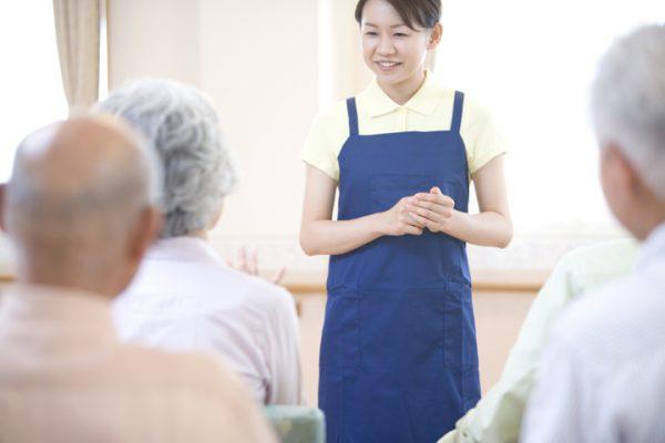 【静岡県富士市】少人数デイサービスにおける介護職求人♪女性限定・運転業務あり!!週4日OK♪|静岡県富士宮市 イメージ