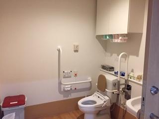 1階ショートステイトイレ